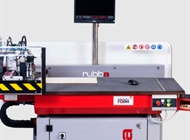 RubbA: high quality rubber cutting machine