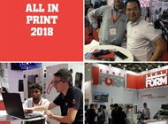 All in Print 2018: Serviform takes it all!