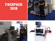 Serviform at FachPack 2018 - The first of three important fair events of Autumn 2018