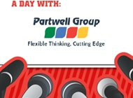A day with Partwell, UK