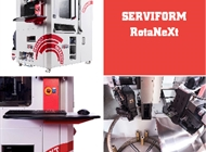 Serviform RotaNeXt – Here are the real innovators in rotary diemaking!